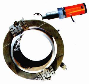 Разъемные труборезы серии P3-SD 600