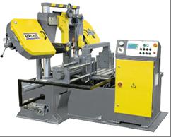 Полуавтоматический ленточнопильный станок BMSO 350 CH PLC