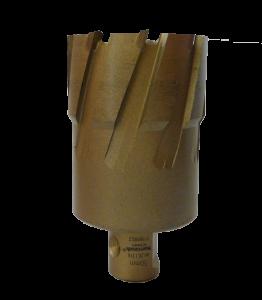 Корончатые сверла из высоколегированной стали со ступенчатой закалкой серии GOLD-LINE