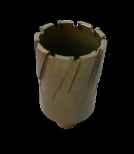 Корончатые сверла с твердосплавными пластинами для общепромышленного использования серии HARD-LINE